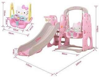 Hello Kitty 3 in 1 Slide