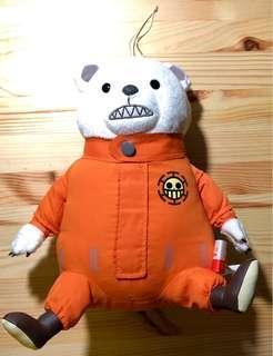 One Piece Bepo Soft Toy