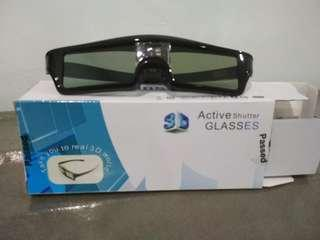 3D Glasses dlp active shutter