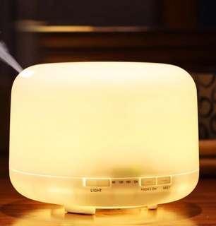 🚚 Aroma Diffuser air dehumidifier large size muji