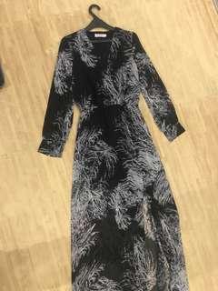 Love Bonito Long Dress