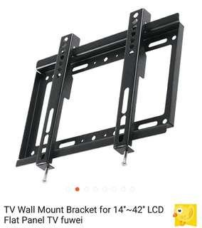 BRAND NEW WALL BRACKET 14 TO 42 inch Any Brand Of TV compatible Smart,Digital,Standar