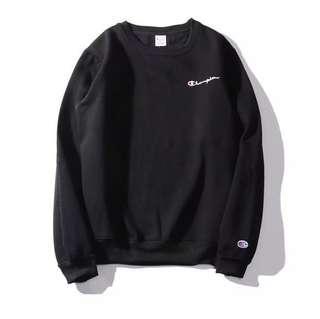 (PO) UNISEX Champion Sweatshirt Clothing