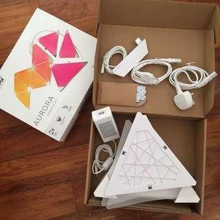 Nanoleaf Aurora Smarter Kit (wall light)