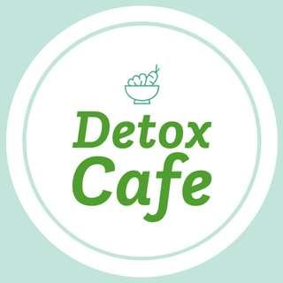 Detox Cafe is looking for Service crew (Part Time)