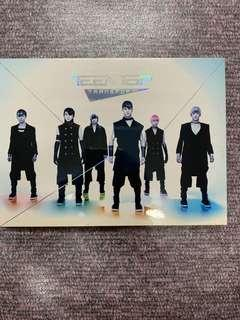 Teentop album (kr version) limited edition