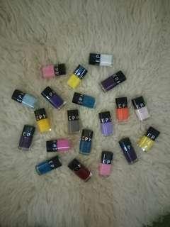 Sale!!  50 K for 3 PC nail polish SEPHORA Original