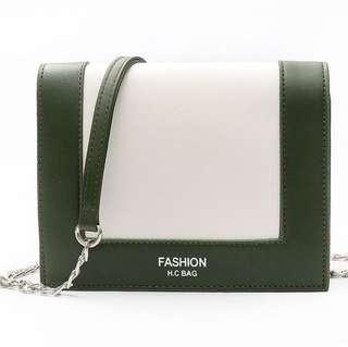 🆕 sling bag crossbody bag handbag 手袋 斜孭袋 green color