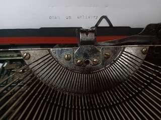 Typewriting Machine