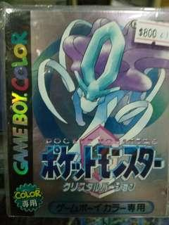 pokemon Gameboy color 遊戲