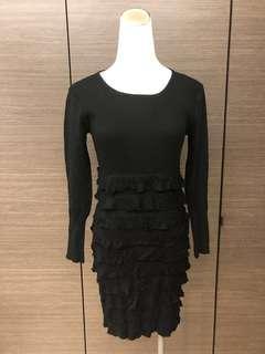🚚 全新 針織蛋糕裙洋裝