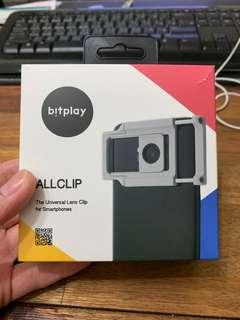 Bitplay allclip 鏡頭夾