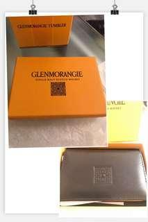 Glenmorangie single Malt Scotch Whisky leather Card holder / 真皮卡片套