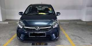 Perodua axia auto sambung bayar
