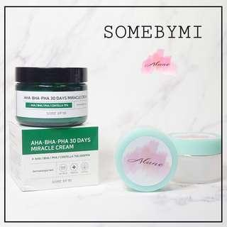 Some By Mi SOMEBYMI AHA BHA PHA 30 Days Miracle Cream