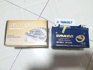 Dynavolt納米啫喱電池