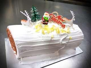 1KG Log Cake