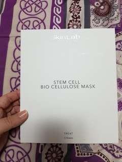 Skin lab Stem cell bio cellulose mask