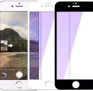 🚚 No break no chip screen protector iphone 6 6p