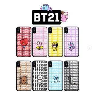 Preorder - BT21 PHONE CASE exc.pos