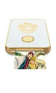 Brand New Lifeprint  Harry Potter Magic Photo and Video Printer for iPhone and Android. Your Photos Come to Life Like Magic! - White  P