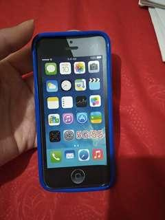 Iphone 5G/S softcase