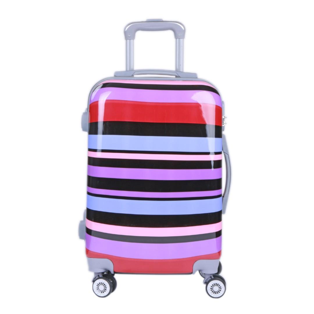 2264ec6c6bf 3 PC Luggage set , Travel, Travel Essentials, Luggage on Carousell