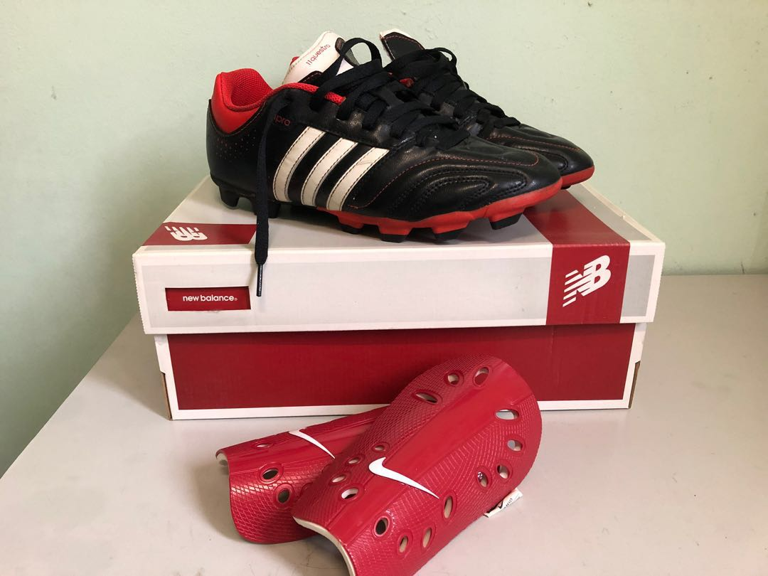 brand new ab2b1 6bd32 Adidas 11questra football boot, Sports, Athletic  Sports Clothing on  Carousell