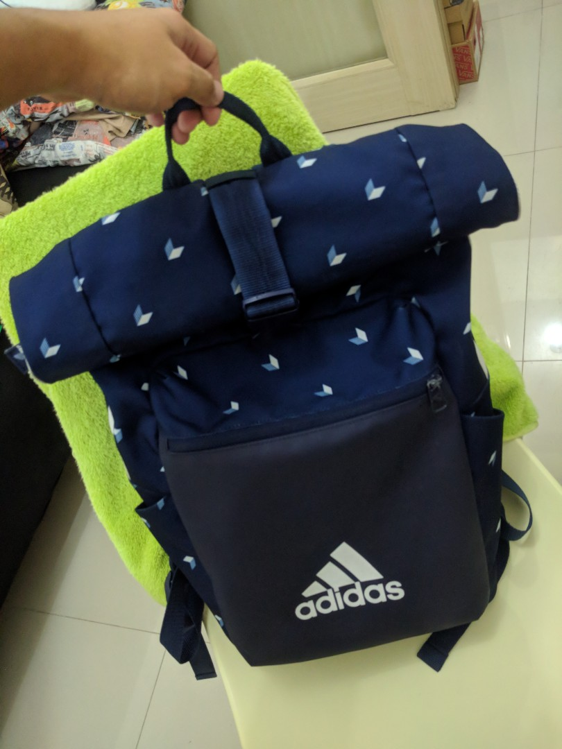 Adidas Core Backpack - Blue (Last price posted) 4e6e934b1d2c0