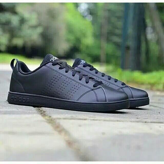 adidas neo full black