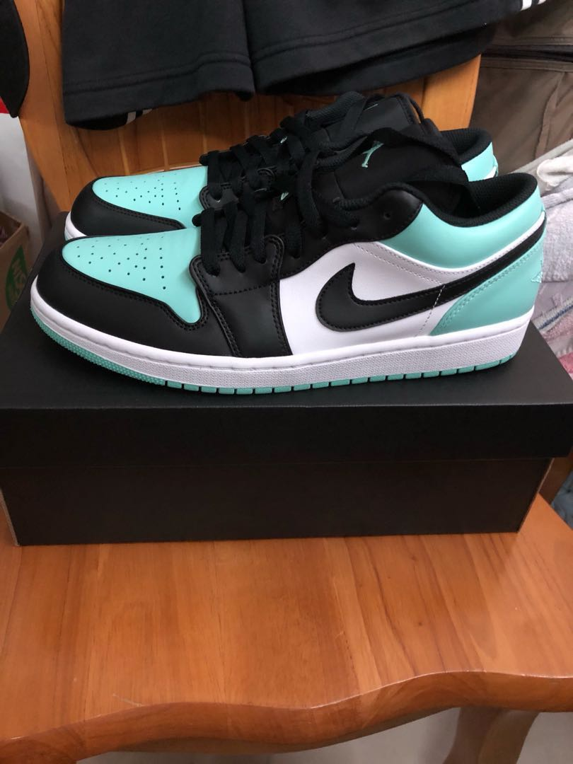 50259774313e Air Jordan 1 Low Tiffany