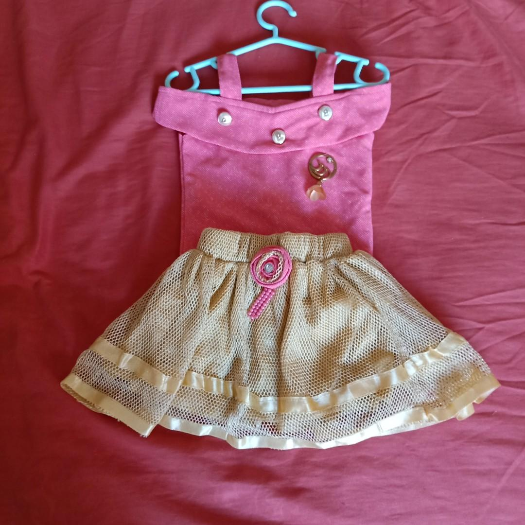 Baby Girl Dress ,Party wear, Tutu dress, Babies & Kids, Girls