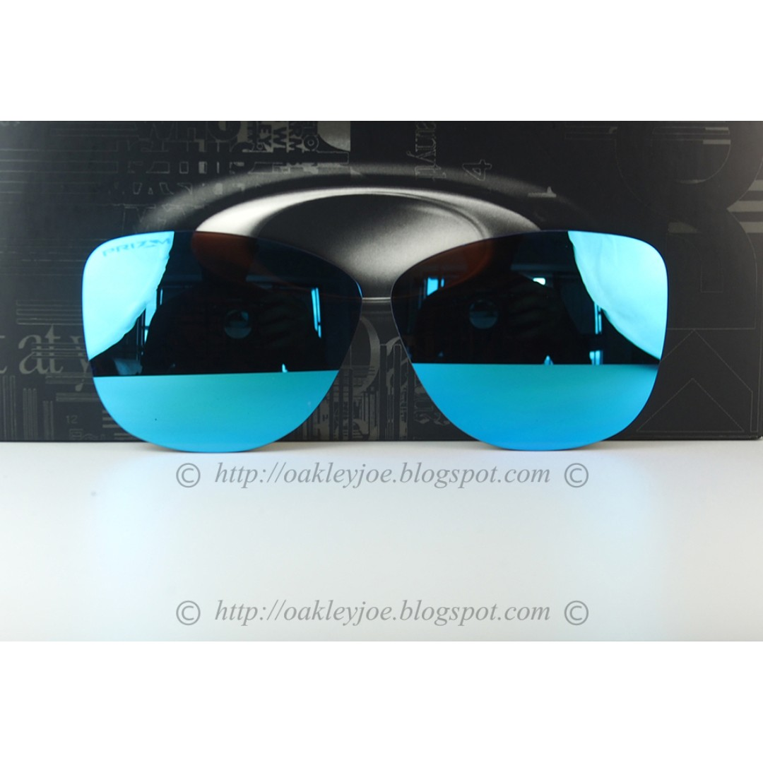 6577c7570a BNIB Oakley Frogskins Replacement Lens Kit prizm sapphire