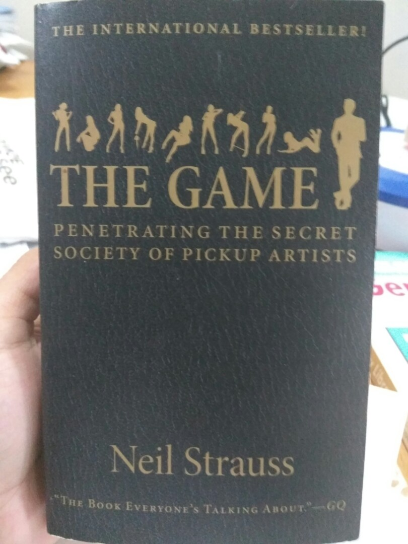 the game pickup book