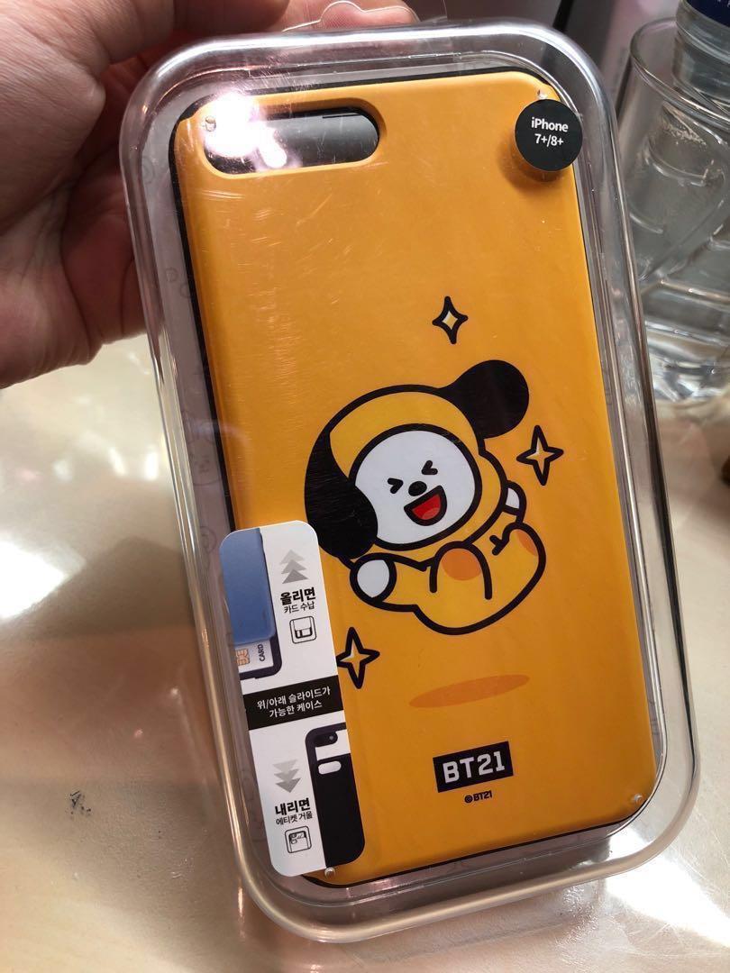 bt21 iphone 7 case