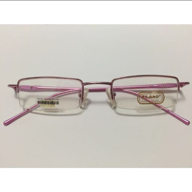 5ee35d87ba7 BUY 2 For  16 Prescription Spectacles Half Frame   Frameless INSTOCK ...