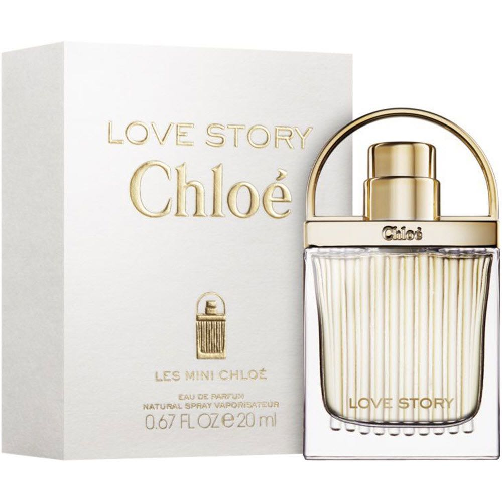 Chloe Love Story Edp 20ml Health Beauty Perfumes Deodorants On