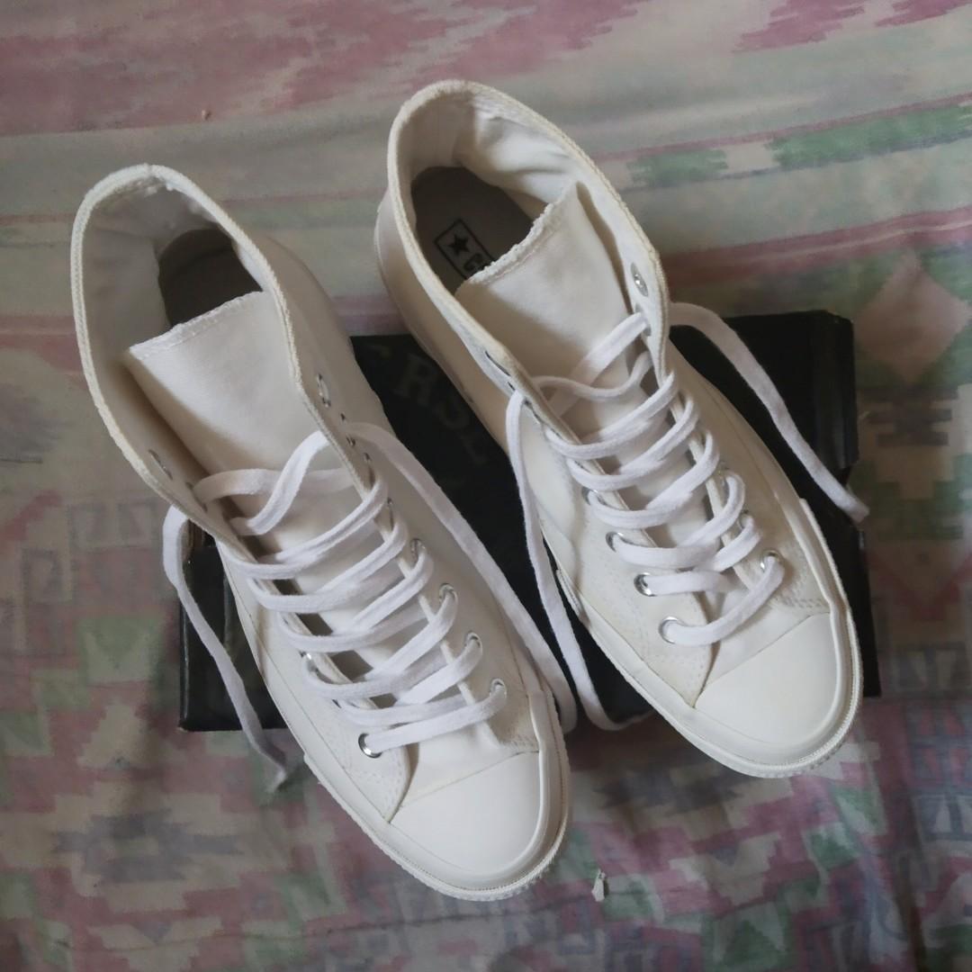 Star (CTAS): Classic 70s (Cream/White