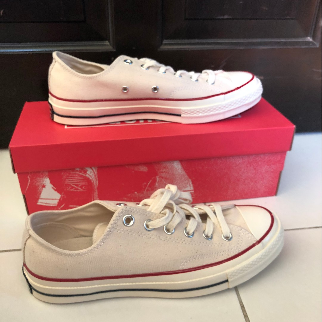 fedbc9944b41 Converse Chuck Taylor All Star 70 Low Top Parchment