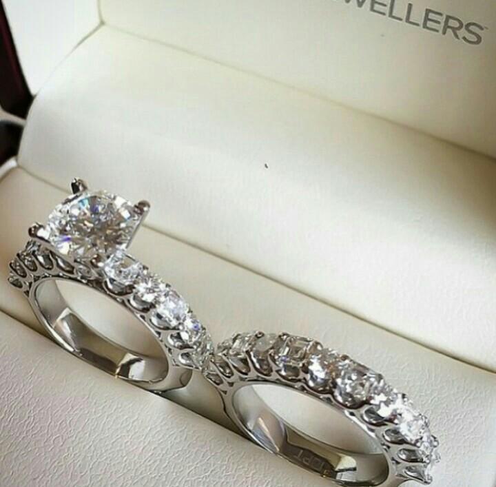 Diamonds rings