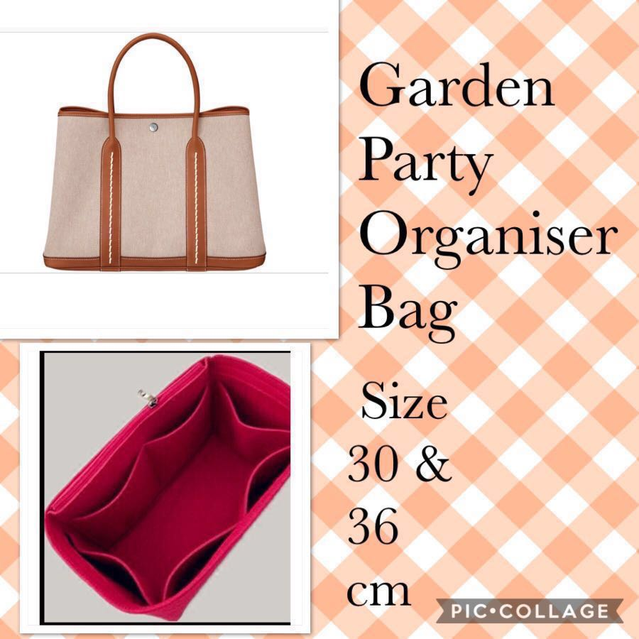 54428121854f 🌷Garden Party Bag Organiser