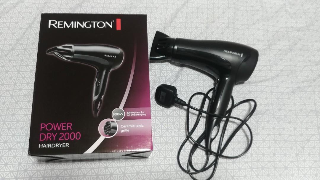 Hair Dryer Remington b0caf0640c