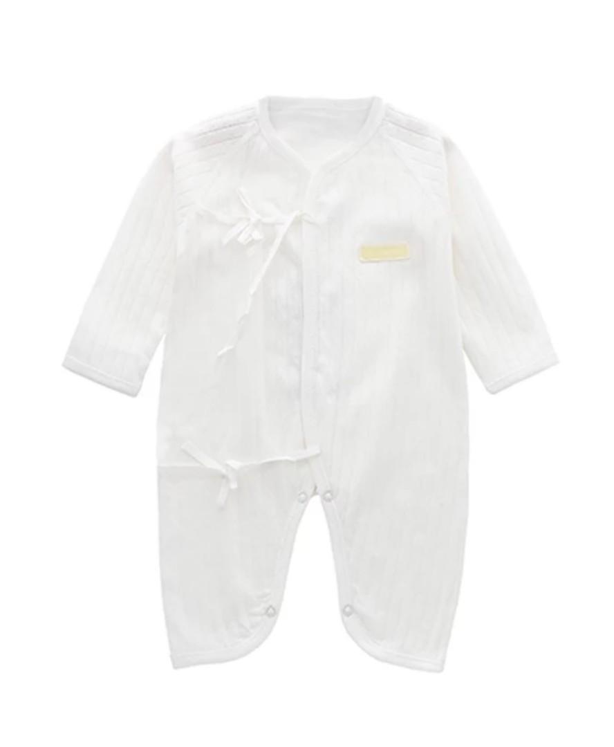 a77df9d1956f In Stock] Mesh cotton baby romper clothes onesie one piece bodysuit ...