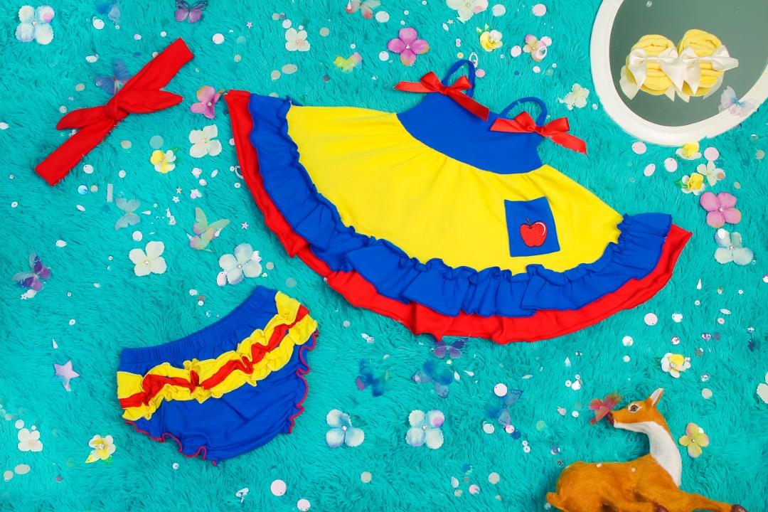 21ef86de032f INSTOCK - disney princess snow white inspired dress