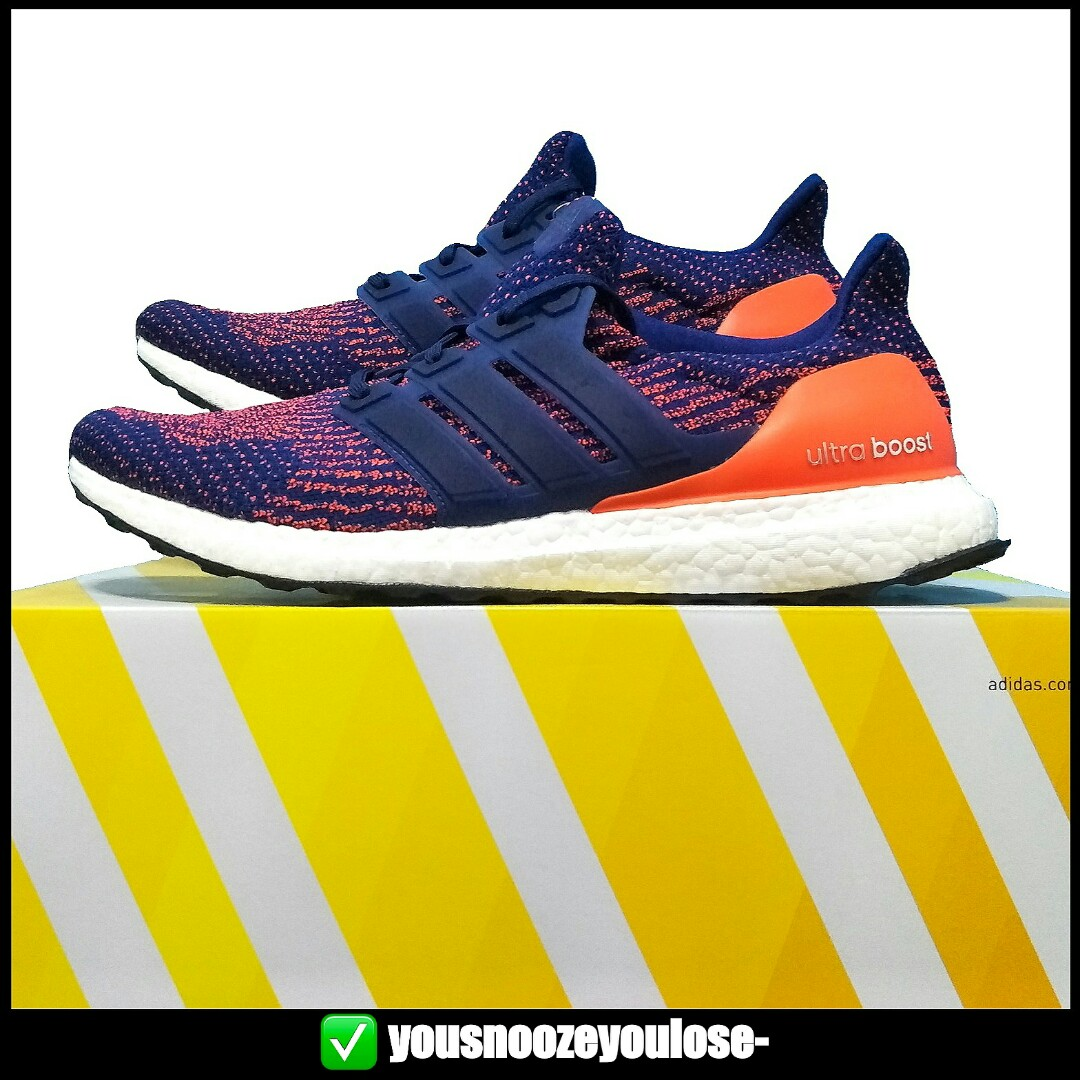 f98cf4e4866 🌊INSTOCK🌊 ADIDAS ULTRA BOOST ULTRABOOST 3.0 MYSTIC MYSTERY INK ...