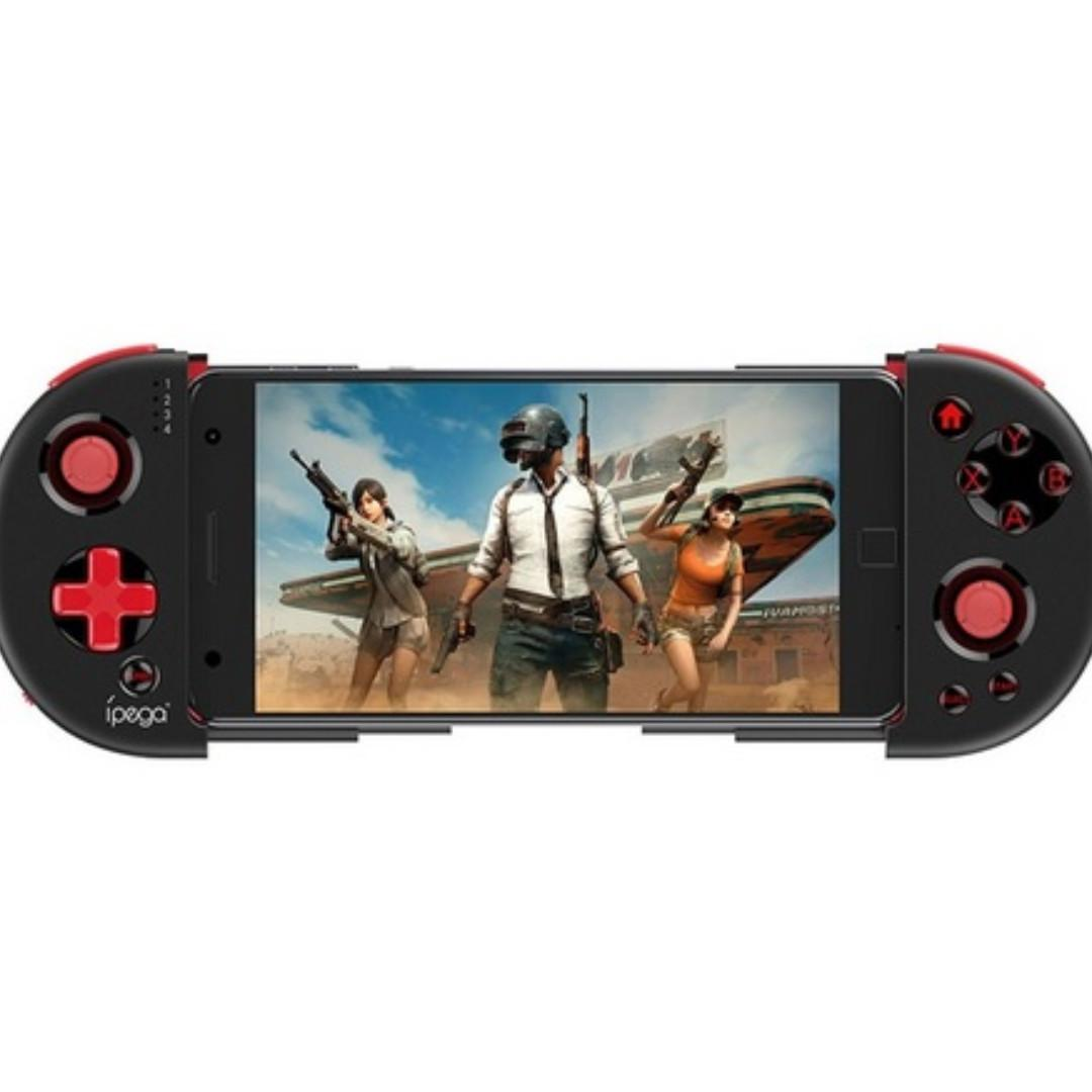 Ipega PG-9087 Red Knight Mobile Retractable Controller