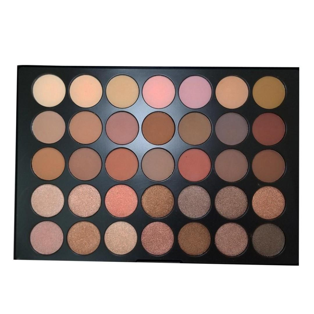 Italia Deluxe Eyecandy Colours Natural Matte&Glow 35 colour