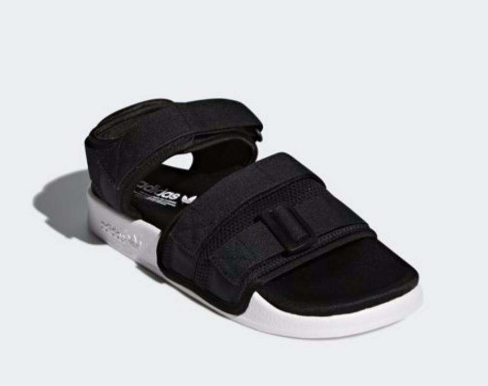 7be719e7167b Korea Adidas Adilette 2.0 Sandal Black NWT AC8583