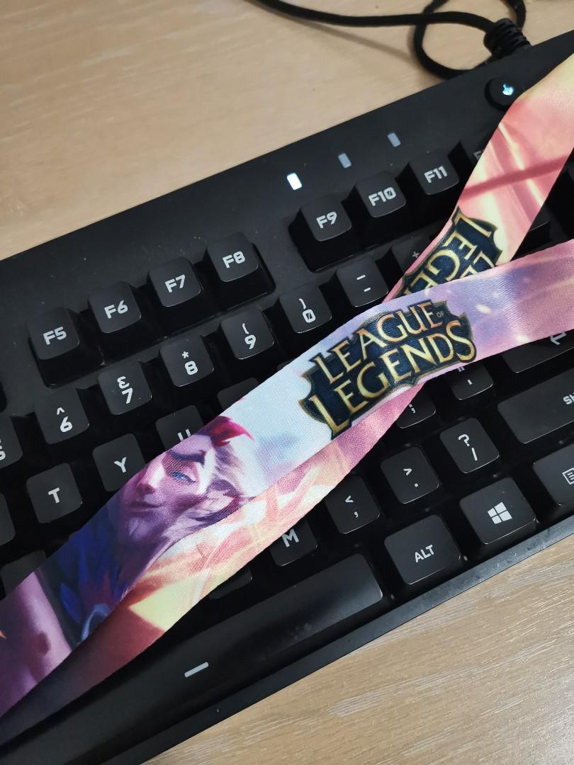 League of legends lanyard