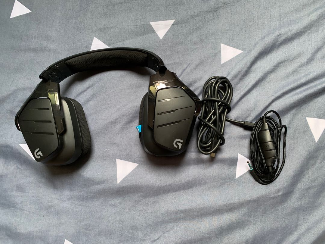 Logitech headset g633